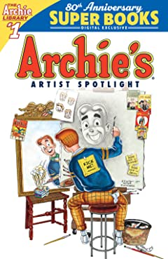 Archie Comics 80th Anniversary Presents: Archie Artist Spotlight No.17