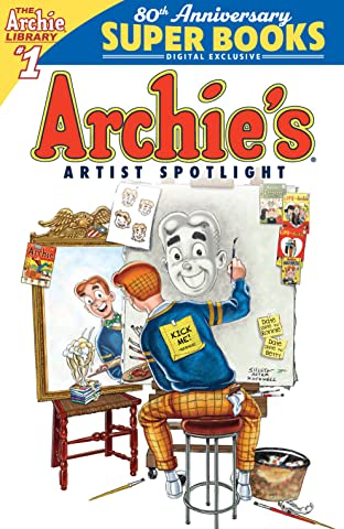 Archie Comics 80th Anniversary Presents: Archie Artist Spotlight #17
