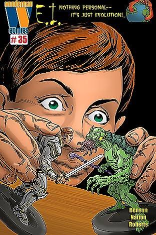 E.I. - Earth Invasion #35