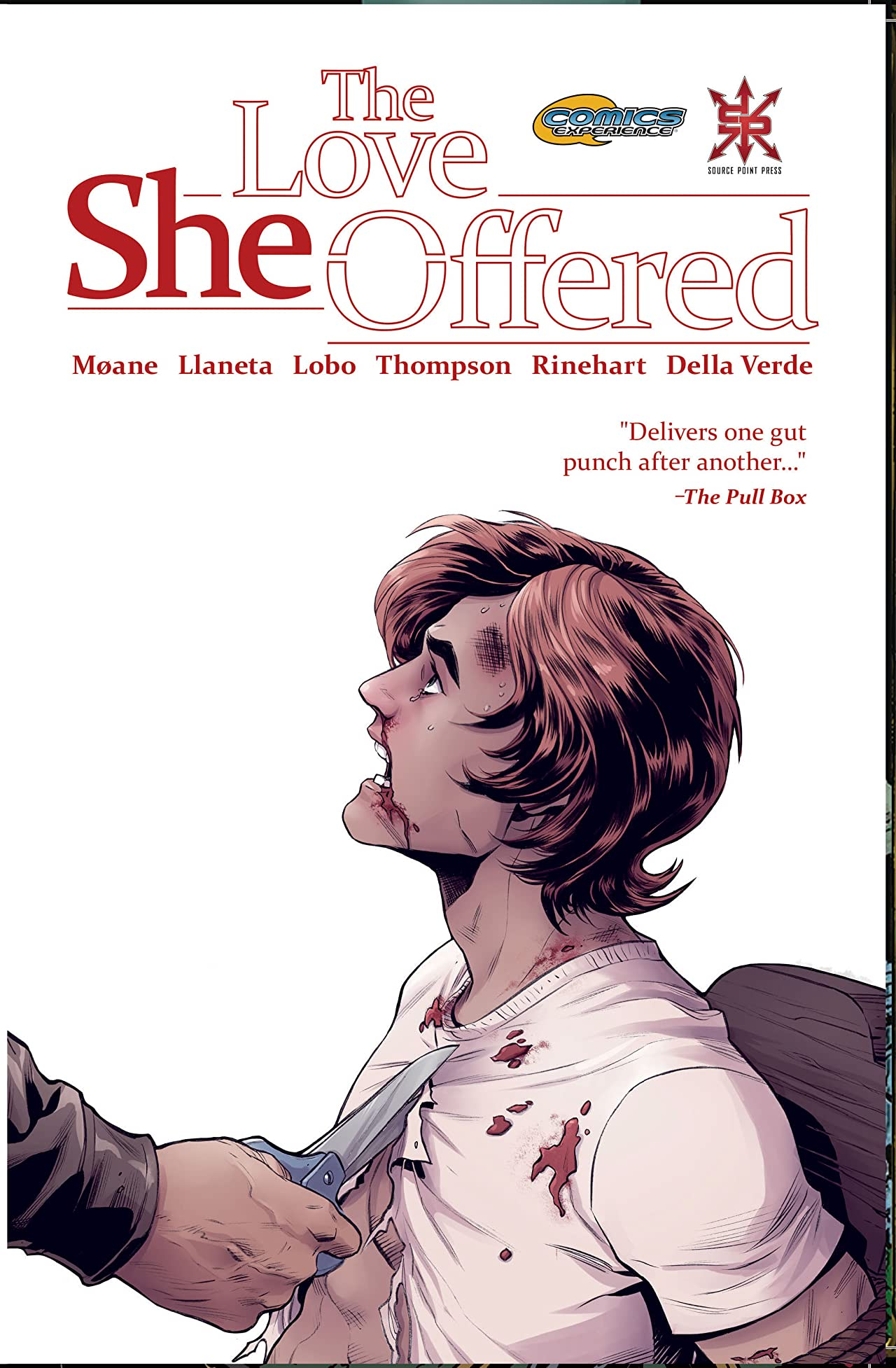 The Love She Offered Trade Paperback