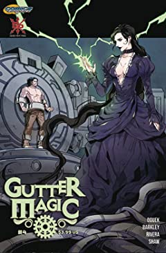 Gutter Magic #4