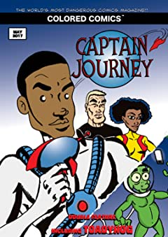 Captain Journey/Toadyhog: Double Feature Special Issue No.1