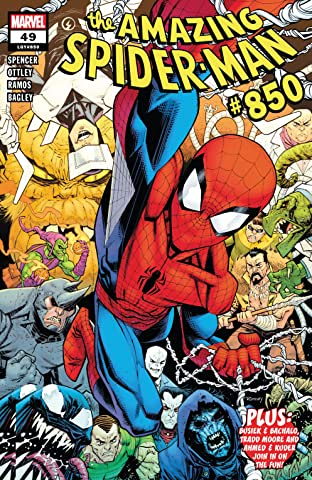 Amazing Spider-Man (2018-) No.49