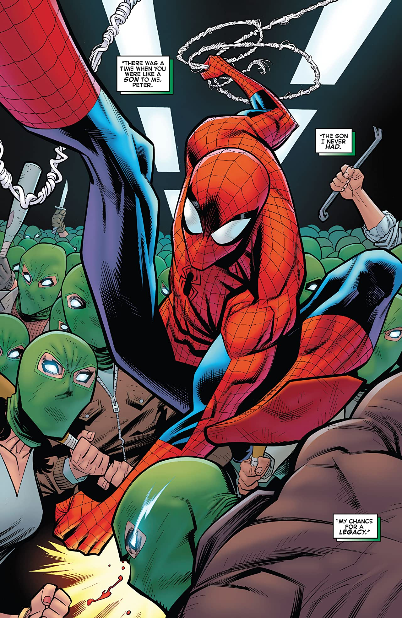 Amazing Spider-Man (2018-) #49
