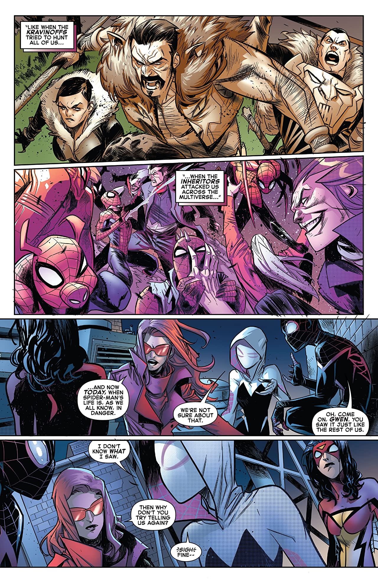 Amazing Spider-Man: The Sins Of Norman Osborn (2020-) No.1