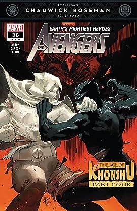 Avengers (2018-) #36