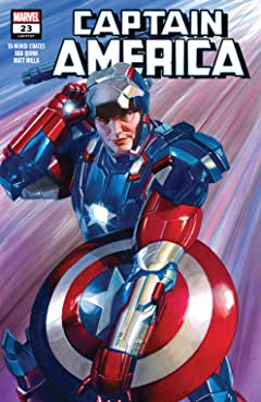 Captain America (2018-) No.23