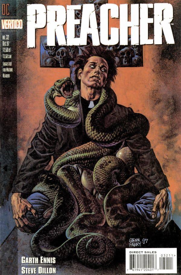 Preacher #32