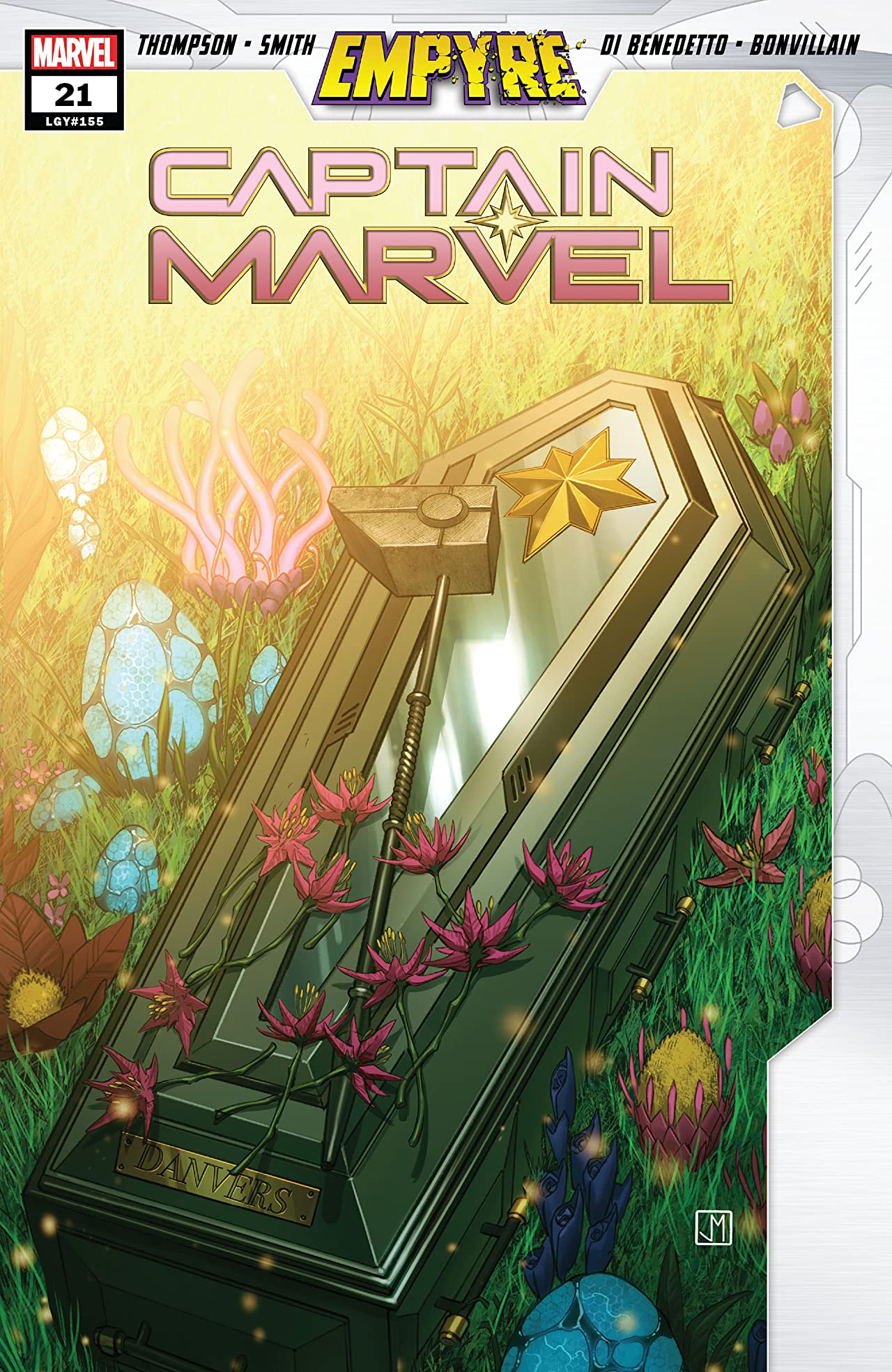 Captain Marvel (2019-) No.21