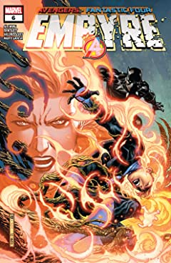Empyre (2020) #6 (of 6)