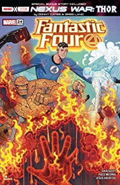 Fantastic Four (2018-) #24