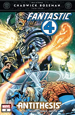 Fantastic Four: Antithesis (2020) #2 (of 4)