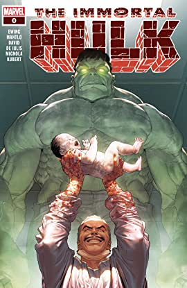 Immortal Hulk (2018-) #0