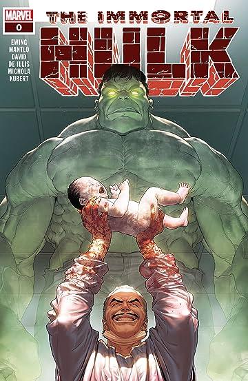 Immortal Hulk (2018-) #0