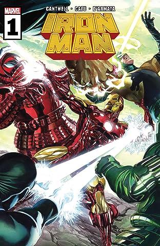 Iron Man (2020-) No.1