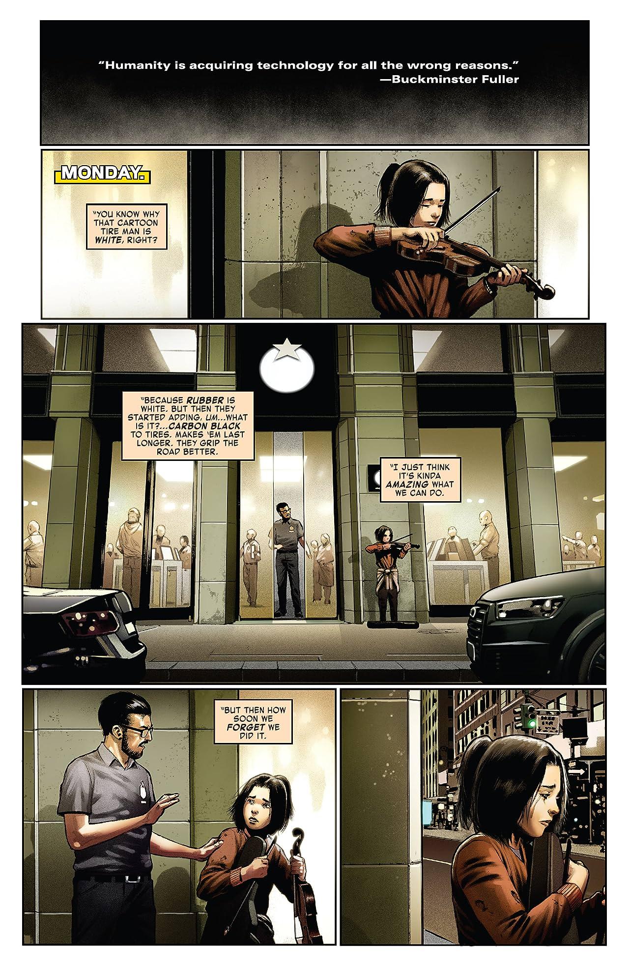 Iron Man (2020-) #1