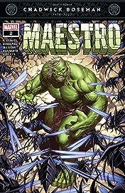 Maestro (2020) #2 (of 5)
