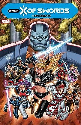 X Of Swords Handbook (2020) #1