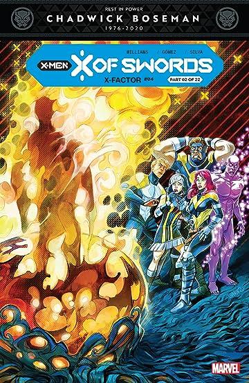 X-Factor (2020-) #4