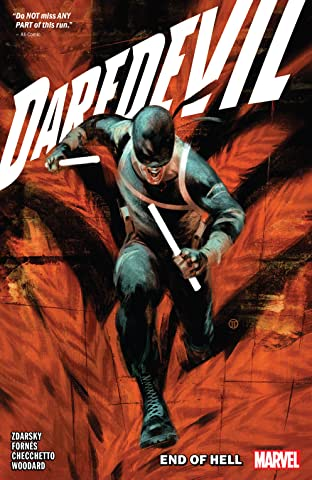 Daredevil by Chip Zdarsky Tome 4: End Of Hell