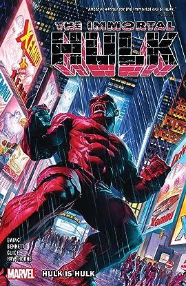 Immortal Hulk Vol. 7: Hulk Is Hulk
