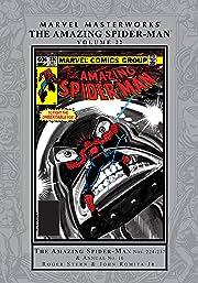 Amazing Spider-Man Masterworks Vol. 22
