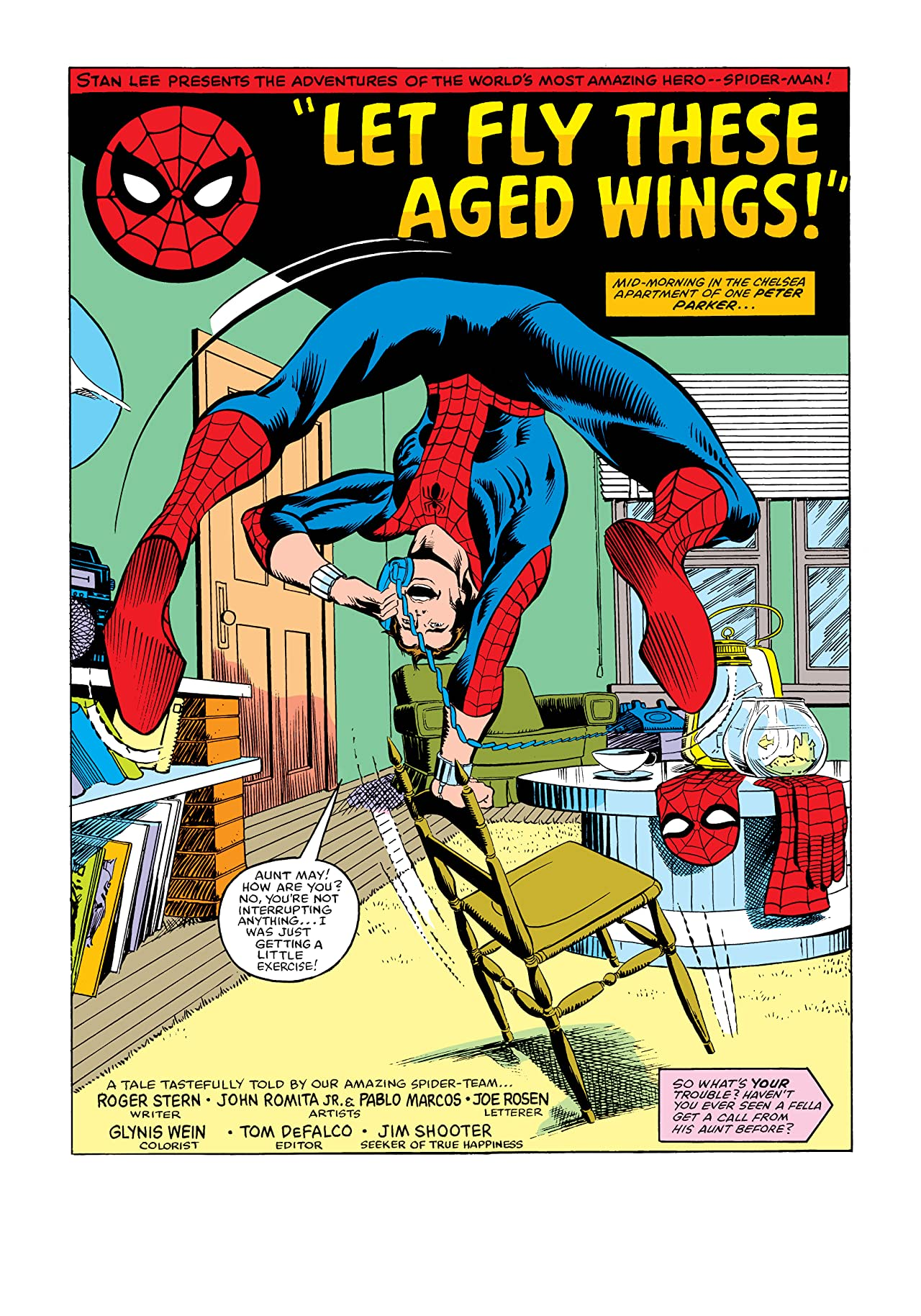 Amazing Spider-Man Masterworks Vol. 22