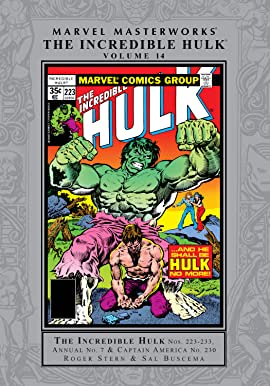 Incredible Hulk Masterworks Vol. 14