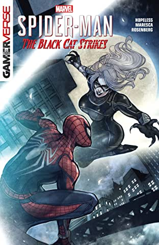 Marvel's Spider-Man: The Black Cat Strikes