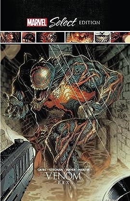 Venom: Rex Marvel Select