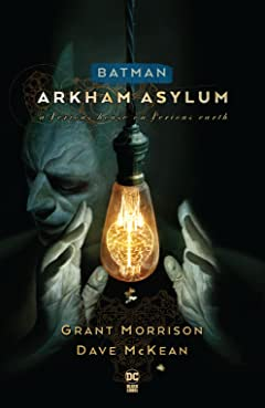 Batman: Arkham Asylum New Edition