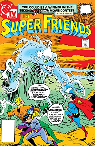 Super Friends (1976-1981) #17