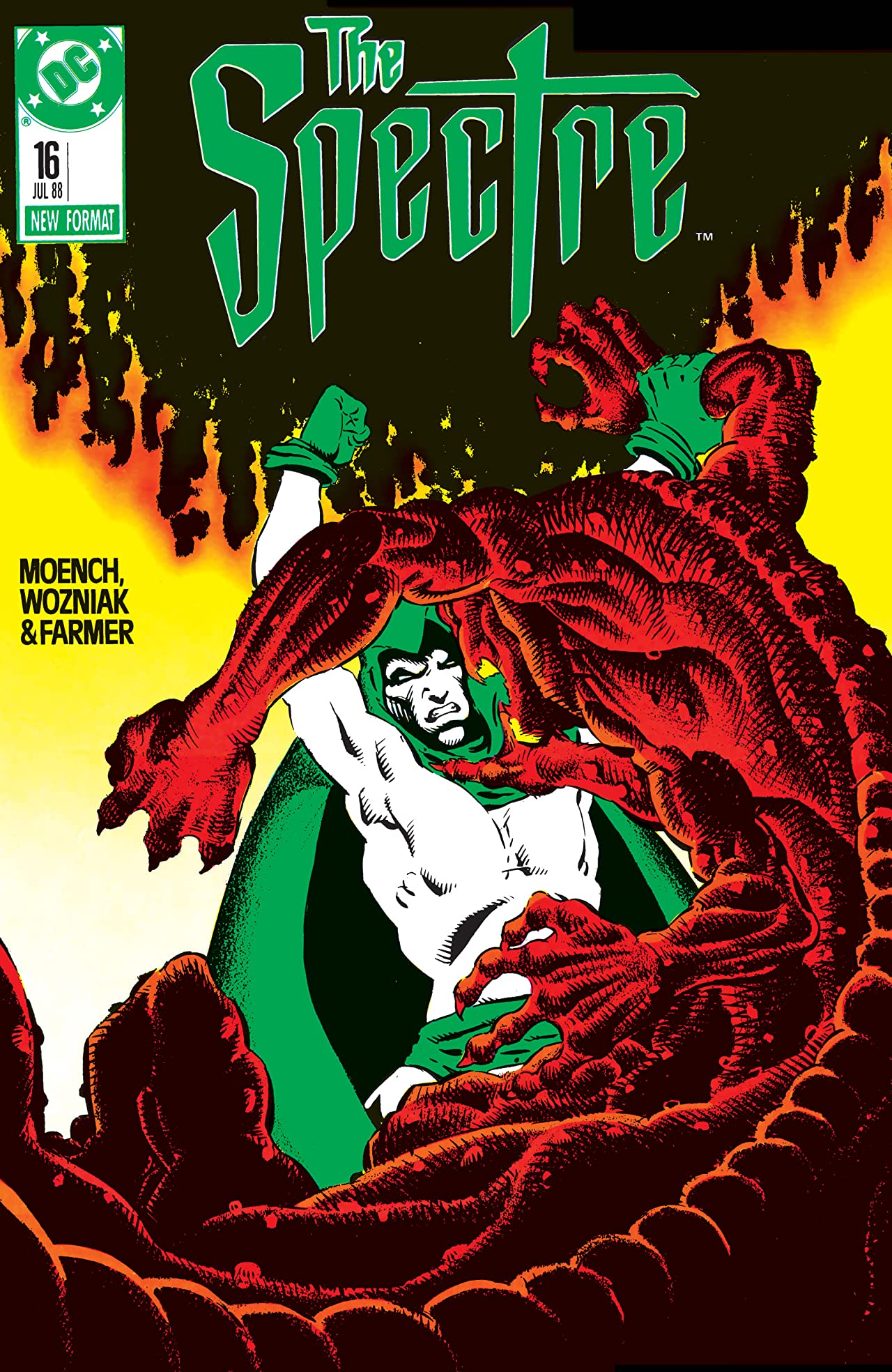 The Spectre (1987-1989) #16