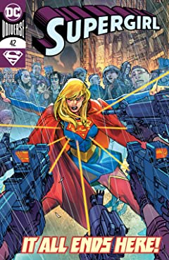 Supergirl (2016-) #42