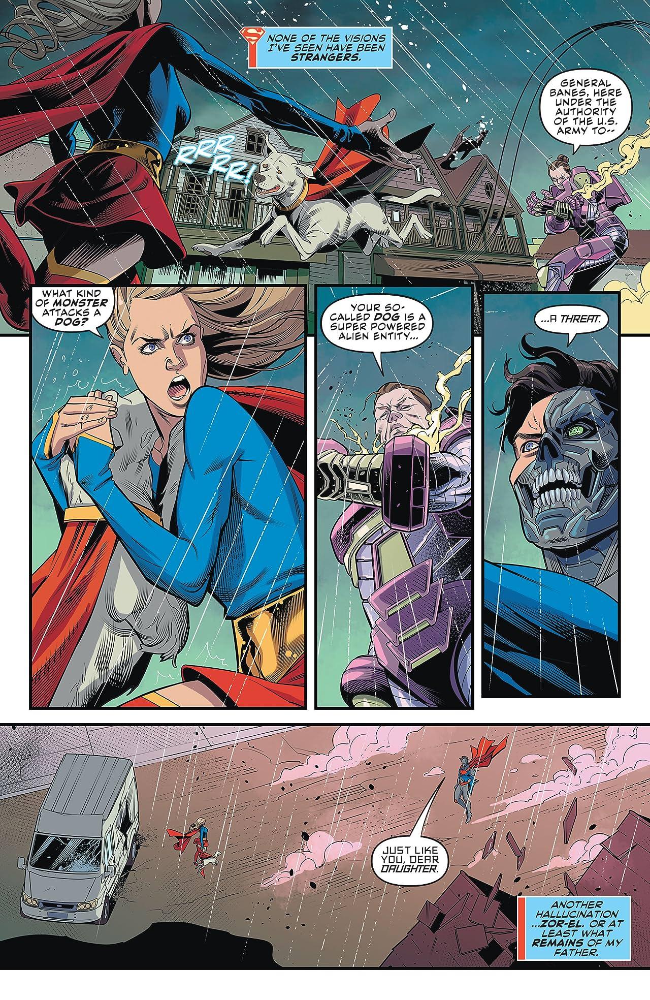 Supergirl (2016-) No.42