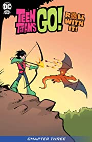 Teen Titans Go! Roll With It! (2020-) #3
