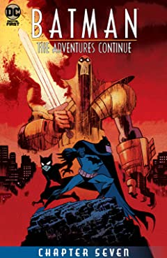 Batman: The Adventures Continue (2020-) No.7