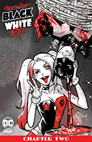 Harley Quinn Black + White + Red (2020-) #2