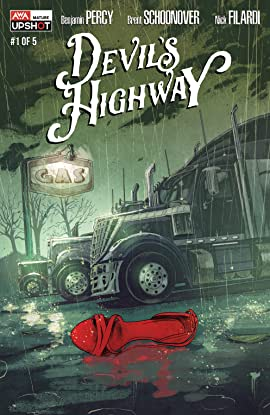 Devil's Highway #1 (of 5)