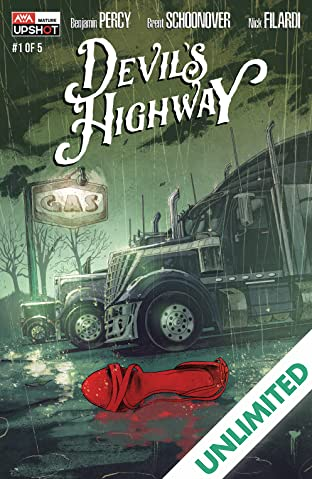 Devil's Highway #1 (of 5)