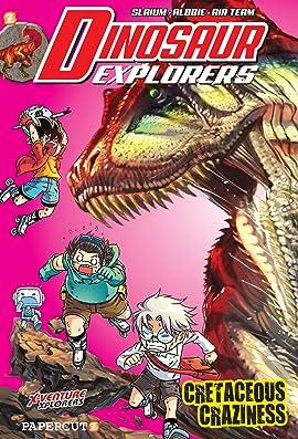Dinosaur Explorers Vol. 7: Cretaceous Craziness