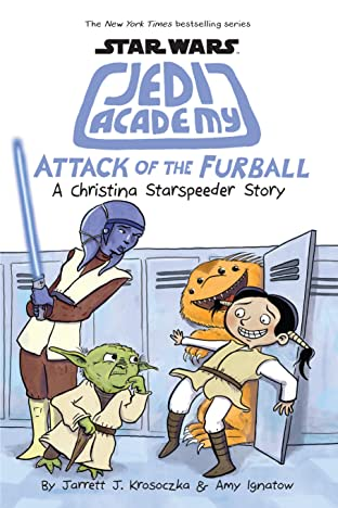 Star Wars: Jedi Academy Vol. 8: Attack of the Furball