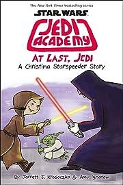 Star Wars: Jedi Academy Tome 9: At Last, Jedi