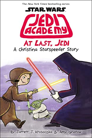 Star Wars: Jedi Academy Vol. 9: At Last, Jedi