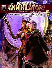 Force Six, The Annihilators #37