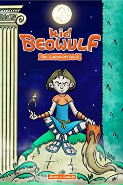 Kid Beowulf: The Tarpeian Rock #3