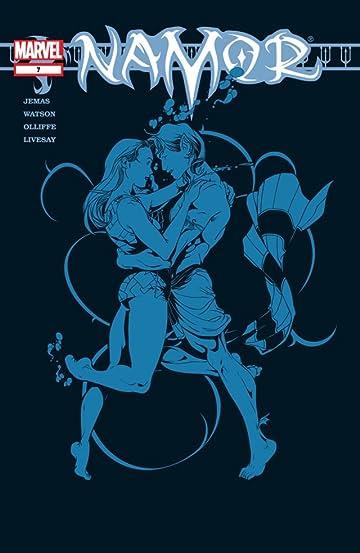 Namor (2003-2004) #7
