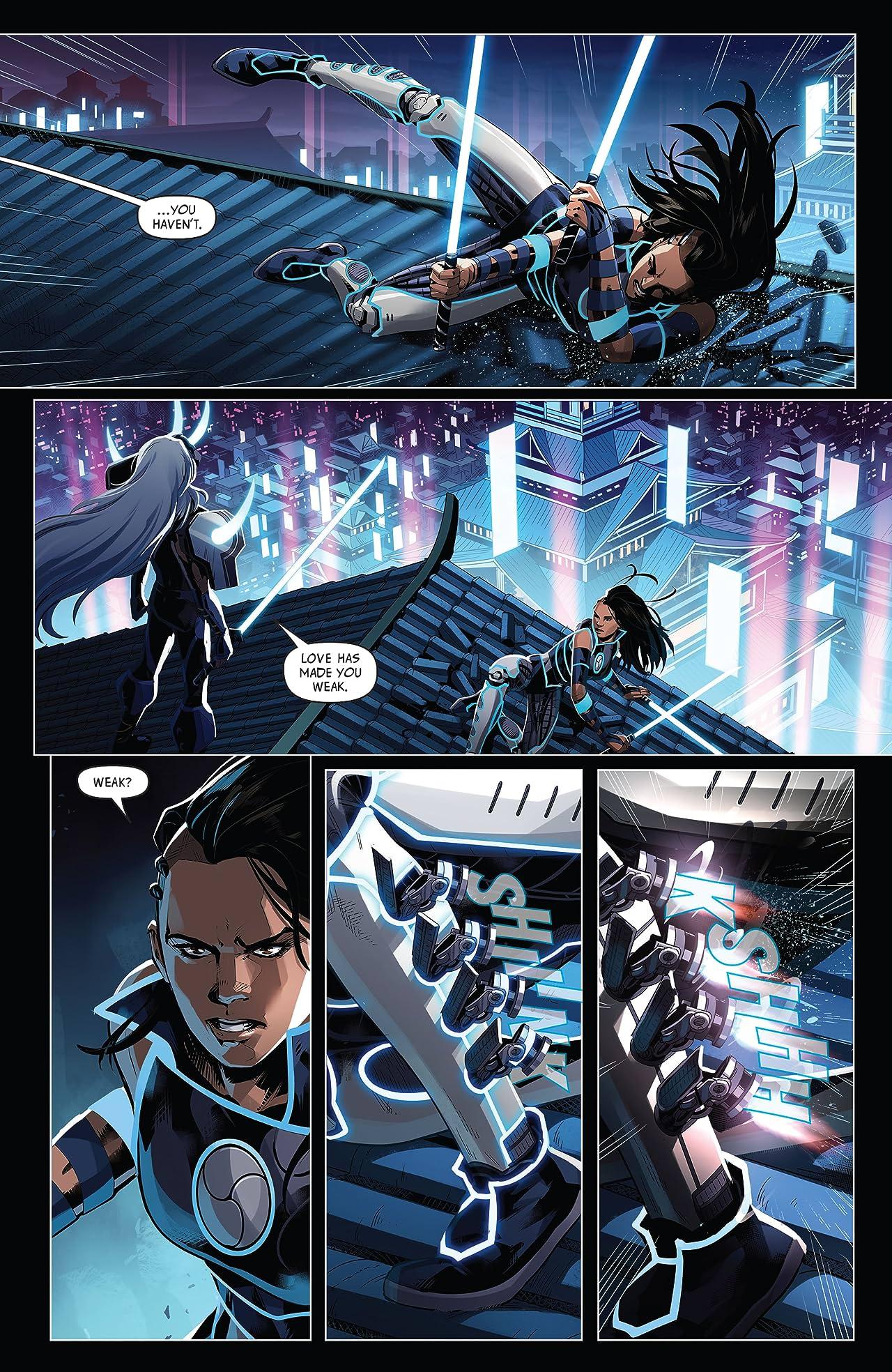 Neon Future Volume 2 #3