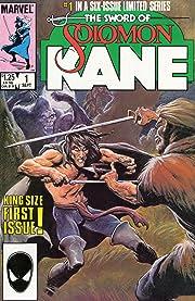 Solomon Kane (1985-1986) #1 (of 6)