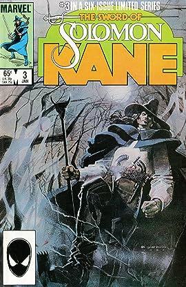 Solomon Kane (1985-1986) #3 (of 6)